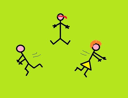 R gle du colin maillard r gles du jeux du colin maillard for Jeu sportif exterieur