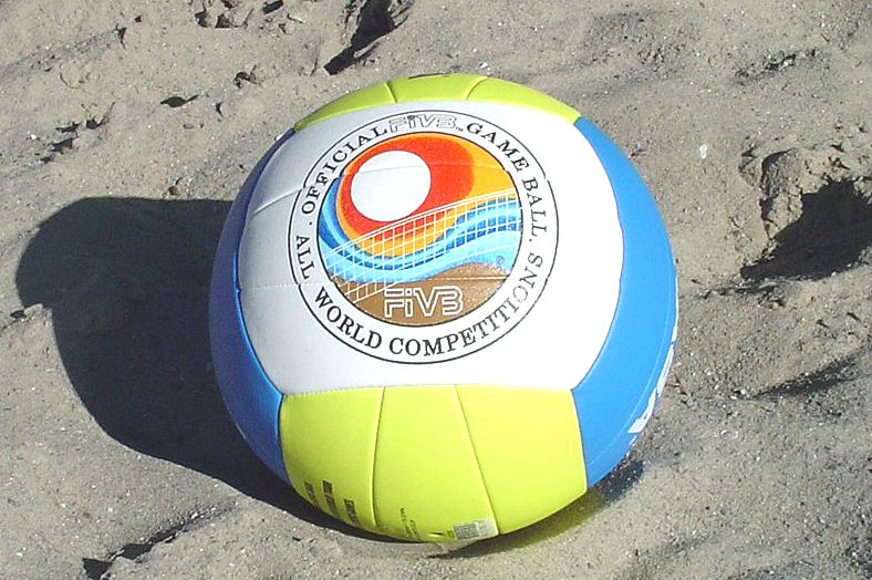 regle beach volley
