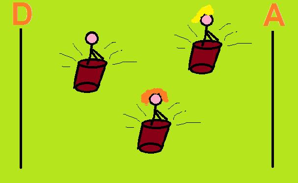 regle course en sac